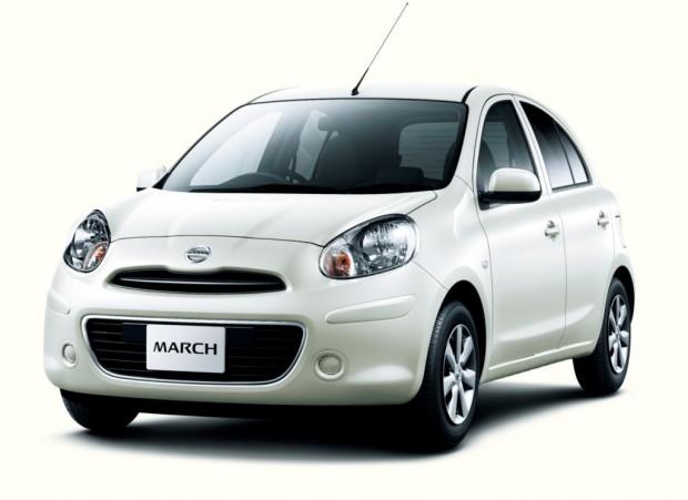 Nissan March - Top Gun Car Rentals
